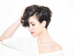 30 Girls Hairstyles for Short Hair   http://www.short-haircut.com/30-girls-hairstyles-for-short-hair.html