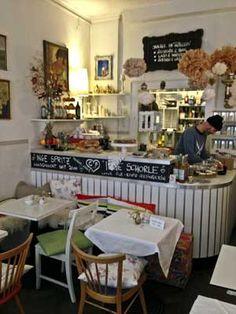 Café Fräulein. Café. Zimtschneckenfabrik. Adresse: Frauenstraße 11, 80469 München