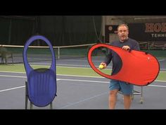 Tennis Nets, Tennis Trainer, Training Tips, Pop Up, Target, Shots, Colorful, Popup, Target Audience