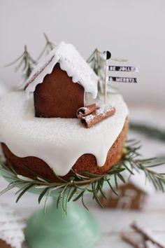 Gingerbread Cake ( by Fräulein Klein )