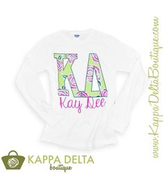 The long sleeve of all long sleeves!!! KD Boutique Kay Dee Floral Long Sleeve #flawless