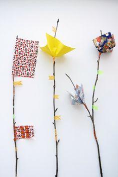 origamipaperit ja washiteipit/Little Helsinki