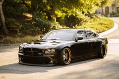 Custom Dodge Charger SRT8