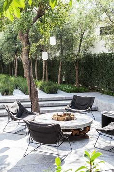 Most up-to-date Photos contemporary Garden Seating Suggestions Outdoor spaces and patios beckon, specially when the next wind storm gets warmer. To start with, the