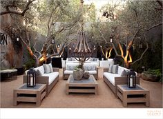 Images by Lighting's own Lonnie Thompson designed the lighting for this beautiful networking event in April: Haute Tea with E Event Outdoor event lighting, party lighting, special event lighting( i like this, can ihave couches in my reception area? Outdoor Rooms, Outdoor Dining, Outdoor Gardens, Outdoor Furniture Sets, Outdoor Decor, Furniture Ideas, Furniture Outlet, Furniture Design, Outdoor Lantern