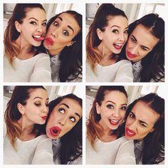 Zoella and Miranda Sings