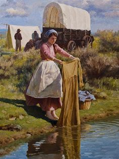 Strangers & Pilgrims on Earth: The Blessings of Old Fashioned Work ~ Part Four