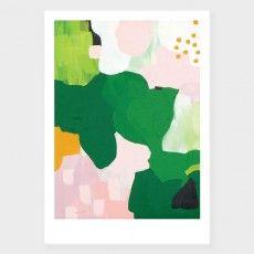Secret Garden Art Print by Alice Berry NZ Art Prints, Art Framing Design Prints, Posters & NZ Design Gifts Graphic Poster, Shipping Art Prints, Lovers Art, Giclee Art Print, Art, Abstract Art Prints, Kids Art Prints, Garden Art, Nz Art