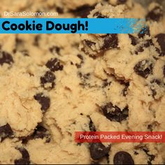 COOKIE DOUGH!    Have you tried my Cookie Dough Recipe? Under 300 calories & loaded with protein!   1 scoop of Bodybuilding.com 100% Casein Protein (vanilla)  1 TBSP of P28 White Chocolate Protein Spread  1/2 cup unsweetened vanilla almond milk  1 tsp of cacao nibs or dark chocolate chips