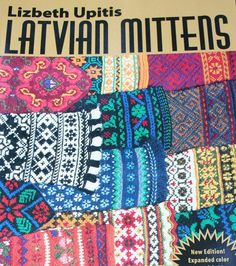 Mittens Knitting Patterns Gloves Latvian Mittens by Lizbeth