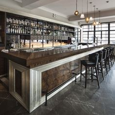 The Alchemist, Cocktail Lounge Bar, Shanghai, by Red Design Consultants