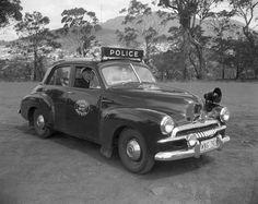 Photo shared by the Tasmania Police Museum. Police Cars, Police Vehicles, Holden Australia, Australian Cars, Military Police, Car Images, Amazing Pics, Tasmania, Motor Car