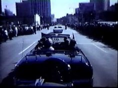 November 22, 1963 - This Is A Rarely Seen Film Taken From The Secret Service Car That Was Directly Behind JFK's Limo