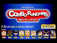 Combo Rangers Revolution ( DUBLADO - BR )