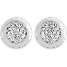 Swarovski Stone Stud Earrings £49