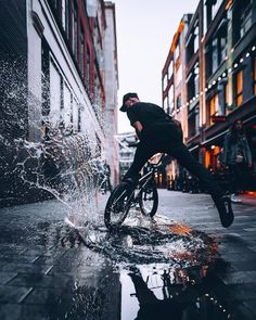 Daily Dozen for July 2017 -- Photos -- National Geographic Your Shot Bmx Bicycle, Bicycle Girl, Best Road Bike, Bmx Street, Bike Photography, Cinematic Photography, Photography Ideas, Bike Photoshoot, Carnaby Street
