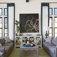 Gray Seagrove Living Room