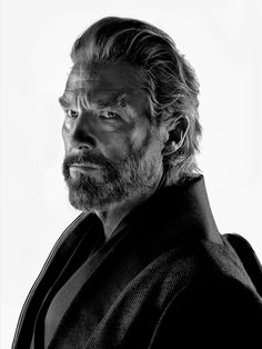 Jeff Bridges by Marco Grob