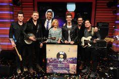 #goldrecord #platinumrecord #riaa #awards #kelly&michael #americanauthors