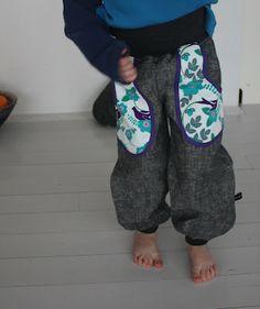 SKREKK & GRU: Lekebukser i lin