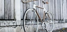 Wood and Metal PLYBike by Dots Design Studio