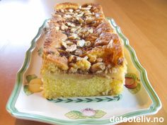 Super oppskrift! French Toast, Muffin, Pie, Baking, Breakfast, Sweet, Desserts, Recipes, Food
