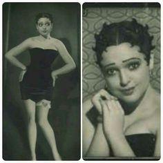 Esther Jones from the 1920's with a hit song pee beep doop de doop ...yeah she was an Afircan American