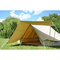 Made from the same treated cotton canvas this shelter connects to 1 or 2 Sibley tents and looks beautiful as well.  sc 1 st  Pinterest & Hi Gear Kalahari 10 Complete Set of Fibreglass Tent Poles ...