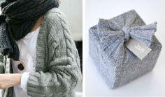 sweater box