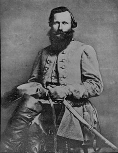 General James Ewell Brown Stuart a.k.a J.E.B. Stuart