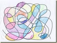 Line art is a fun coloring activity kids of all ages enjoy! - Mama Smiles - Joyful Parenting