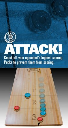 WITH STRAP TABLE SHUFFLEBOARD CLOTH PUCK CASE CARRIER FOR YOUR PUCKS WEIGHTS