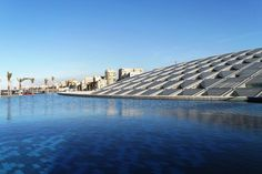 Bibliotheca Alexandrina is a commemoration of the ancient Library of Alexandria in Egypt's second largest City..  Santa Claus Travel Egypt  Contact us: reservation@santaclaustravel.com  www.santaclaustravel.com