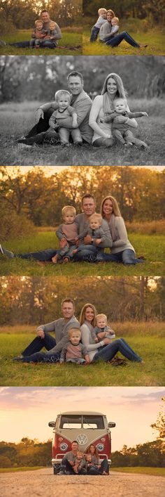 Des Moines, Iowa family portraits | child photographer, Darcy Milder | His & Hers