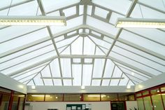 Custom-Made Commercial Conservatory & Conservatories