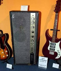 Egmond guitar amp