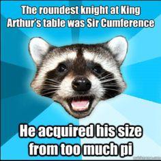 haha math jokes. I'm not a nerd but these kinds of jokes make me laugh