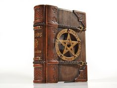 The Necronomicon journal (another angle) by alexlibris999 on DeviantArt