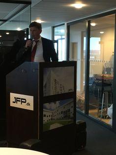 Reception JFP øst