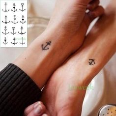 1184745c6 Waterproof Temporary Tattoo Sticker sexy waist English letters fake tattoos