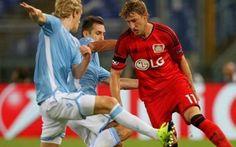 Lazio-Bayer Leverkusen 1-0: Keita entra e segna, Olimpico in delirio Si infortunia Klose? Entra Keita, che sbaglia due goal ma al momento giusto regala la vittoria alla Lazio. Annullato un goal al Bayer Leverkusen. La Lazio batte il Leverkusen per 1 a 0 all'Olimpico  #lazio-bayerleverkusen