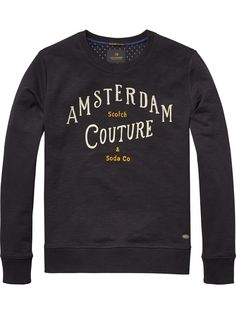 Amsterdam Couture Sweater | Sweater | Herrenbekleidung von Scotch & Soda