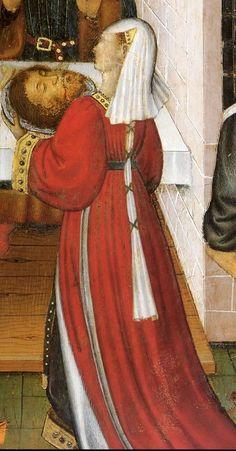 Hispano-Flemish (1480-1530) - Sophie Stitches