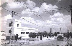 Central de Trolebuses de Tetuán