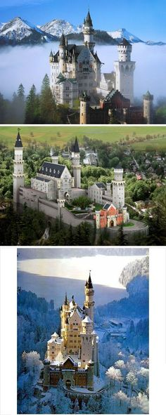 Fussen - Germany. When you wish upon a star-