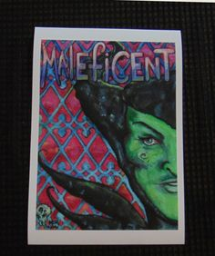 Maleficent Art Print by My Dying Muse Movie Monster Malificent, Muse, Monster Movie, Art Prints, Movies, Painting, Ebay, Art Impressions, Films