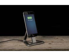 Stand de incarcare pt. birou, pentru Apple iPhone 56, mufa Lightning, certifica  Incarca si sincronizeaza-ti iPhone-ul sau iPod-ul cu ajutorul standului compact de incarcare pentru birou de la Veho.