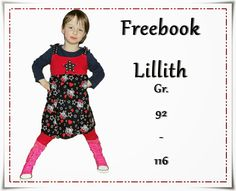 ninchenschaos - Freebook Lillith - Sommerkleid / Tunika 92-116