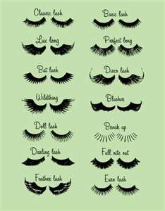 Get rid of your Strip Lashes & get EYELASH EXTENSIONS!