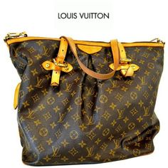 We're featuring a Louis Vuitton palermo shoulder bag, perfect for that long weekend! <br />To purchase, call (615) 732-3547. We ship!<br />Featured items: Louis Vuitton palermo $1298 - #nashville #hip2flip #consignment #flipnashville #louisvuitton